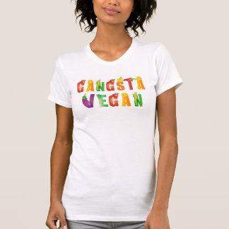 Vegan de Gangsta T-shirts