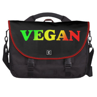 Vegan de Rasta no preto Bolsas Para Notebook