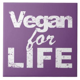 Vegan para a VIDA (branca)