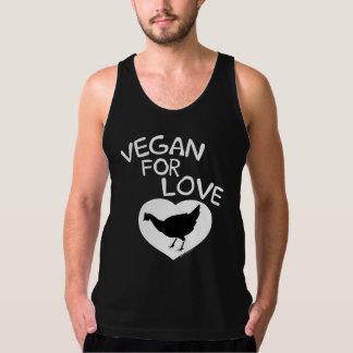 Vegan para o amor regata