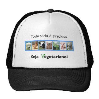 Vegetarianismo Boné