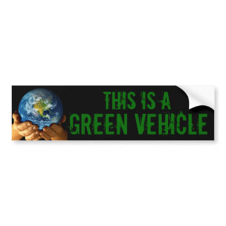 VEÍCULO VERDE adesivos de carro