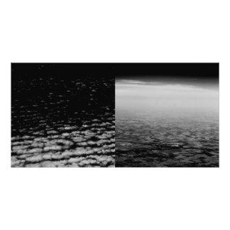 Veio do impressão da foto do espaço impressão de foto