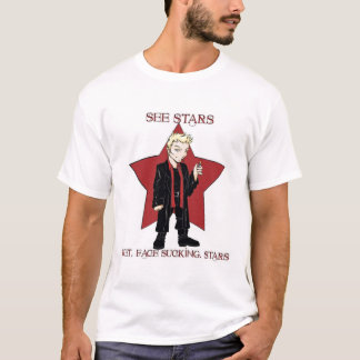 Veja estrelas camiseta