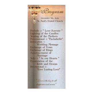 vela do candelabro do frasco de pedreiro do 10.16 x 22.86cm panfleto