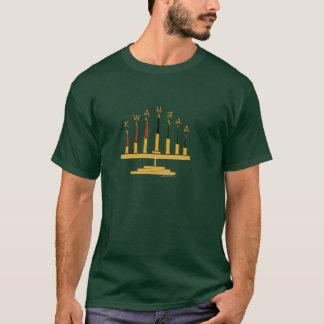 Velas de Kwanzaa Camiseta