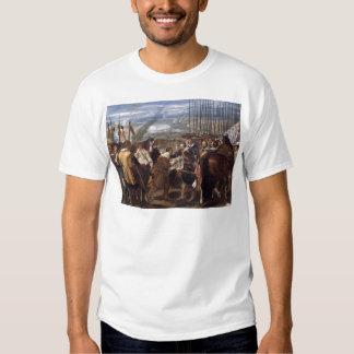 Velázquez- Surrenderof Breda Camisetas