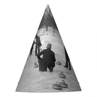 Velha escola de ondulação SUPERIOR Chapéu De Festa