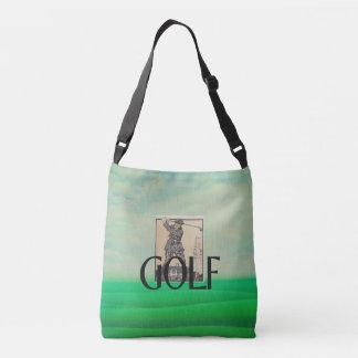 Velha escola SUPERIOR do golfe Bolsa Ajustável