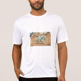 Velha escola T.Shirt simples de BMX T-shirts