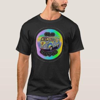 velho-hippie camiseta
