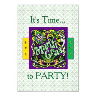 Vêm junto os convites de festas do carnaval