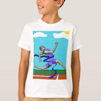 Vencedor da trilha t-shirt