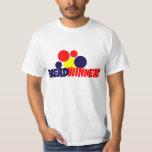 Vencedor do pão! tshirts