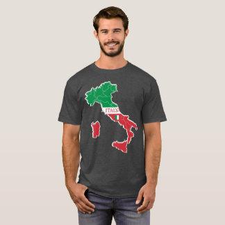 Venda clássica do roupa da camisa do mapa de