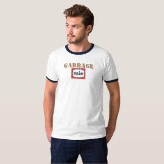 venda de garagem camiseta