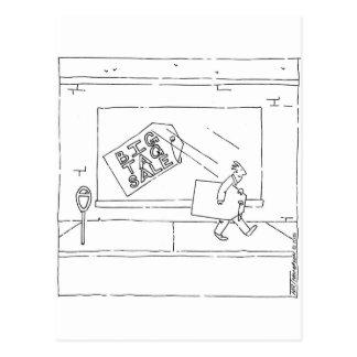 venda de Tag grande Cartão Postal