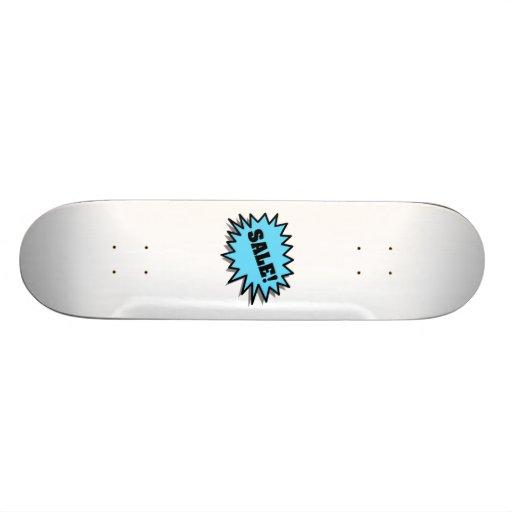 Venda do Aqua Skateboard