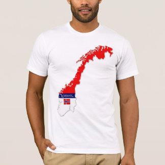 Venda do roupa da camisa do desenhista do mapa de