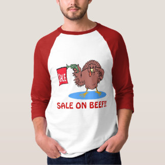 VENDA na carne! peru Camiseta