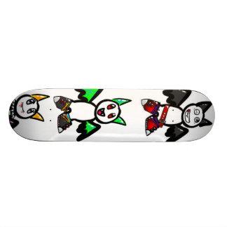 Venda para fora shape de skate 20,6cm