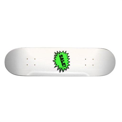 Venda verde skate