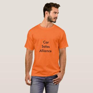 Vendas Alliance do carro Camiseta