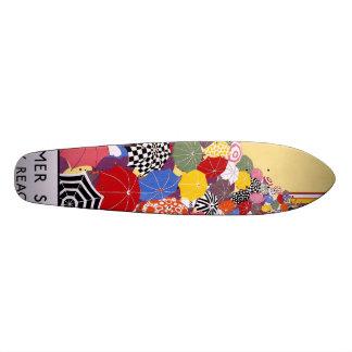 Vendas do verão alcançadas rapidamente pelo shape de skate 18,7cm