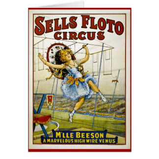 Vendas Floto 1921 - M'lle Beeson Cartões