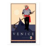 Veneza Cartão Postal