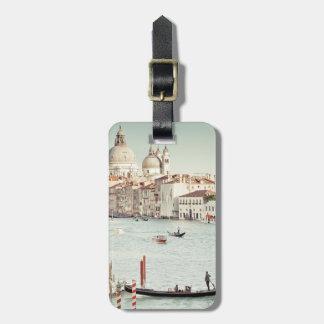 Veneza, Italia   o canal grande Tag De Mala