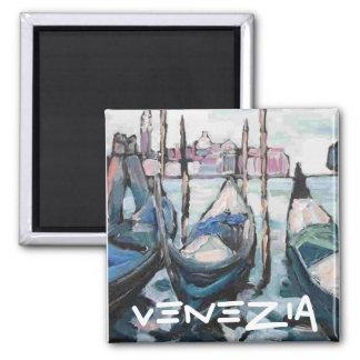 Veneza, Venezia Ímã Quadrado