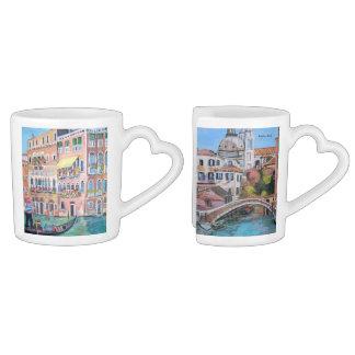 Venezia - grupo da caneca de café