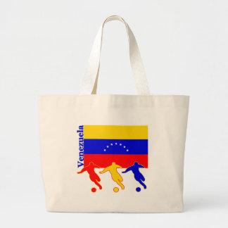 Venezuela - jogadores de futebol bolsas