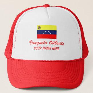 Venezuela Oilbrats - boné personalizado