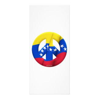 Venezuela Panfleto Personalizado
