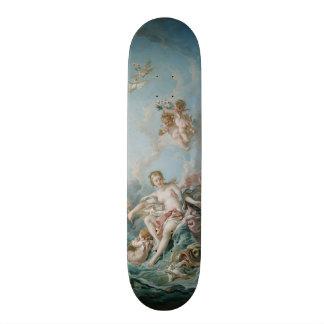 Venus nas ondas shape de skate 18,1cm