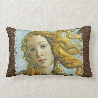 Venus * Sandro Botticelli Almofada Lombar