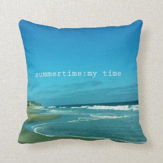 Verão Travesseiros