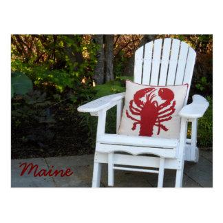 Verão de Maine Cartão Postal