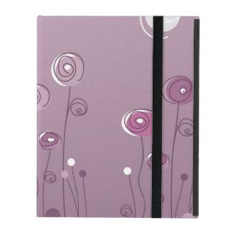Verão roxo capa iPad