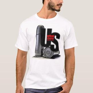 Verão urbano T do Podcast do atirador Camiseta