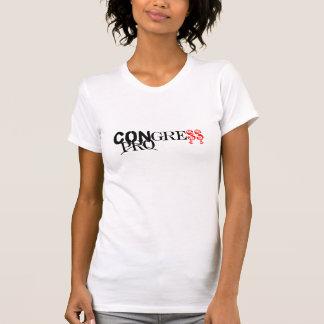 Verdade sobre o congresso camiseta
