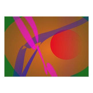 Verde abstrato simples da composição