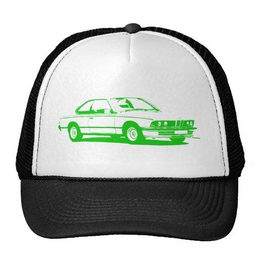 Verde clássico de BMW Bones