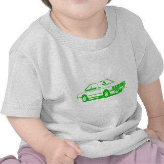 Verde clássico de BMW Tshirt