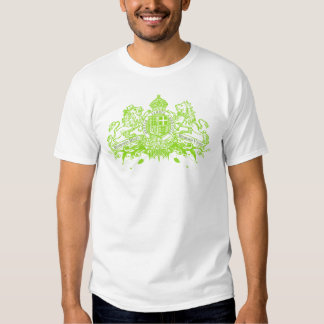 Verde da lembrança t-shirts