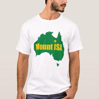 Verde da montagem AIA e t-shirt do mapa do ouro Camiseta