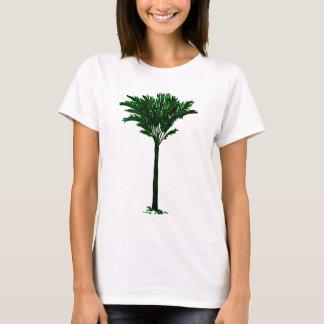 Verde da palmeira 2 os presentes de Zazzle do Camiseta