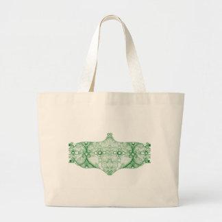 Verde da tira do laço bolsa para compra